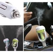 Máy phun sương tạo độ ẩm trong xe ô tô nano mini (Xanh dương)