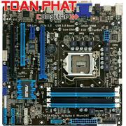 ASUS P8H77-M  Intel H77 Express chipset - Socket LGA 1155