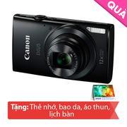 Máy ảnh Canon Compact IXUS 170 Đen