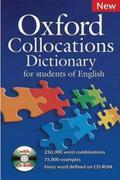 Oxford Collocations Dictionary ( kèm 1 CD)