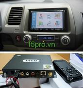 Thiết bị dẫn đường Vietmap GPS Vigo Touch 9100