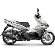 Xe tay ga Honda Airblade 125cc (Trắng bạc)