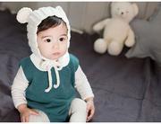 Mũ len cho bé từ 6 - 36 tháng tuổi