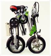 Xe đạp điện gấp ECOGO BIZ (BK)