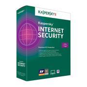 Phần mềm diệt virus Kaspersky Internet Security 3PC/1năm