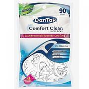 DENTEK COMFORT CLEAN FLOSS PICKS - FRESH MINT (75 COUNT)