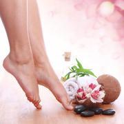 Massage chân Venus miễn phí taxi, đồ uống, hoa quả