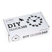 Đồng hồ dán tường tự tạo DIY Ver.2