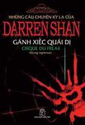 Những Câu Chuyện Kì Lạ Của Darren Shan (trọn bộ 12 tập)
