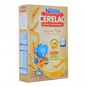 Bột ăn dặm Nestle Cerelac lúa mì sữa