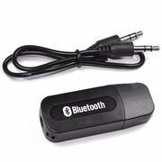 USB tạo Bluetooth kết nối âm thanh không dây (đen)