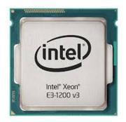 Intel® Xeon  E3 1226V3