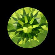 Green Apple Diamond Brite Round Heart Arrow AC1019
