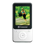Máy nghe nhạc Transcend MP3 MP710 (Trắng)