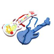 Electronic Guitar Music Instrument Educational Toy Kid Gift Early Education - INTL