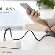 Dây Cáp Sạc Cao Cấp Rock Combo Lightning - Micro USB Cobblestone