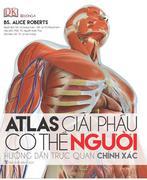 Atlas Giải Phẫu Cơ Thể Người(Bìa cứng)