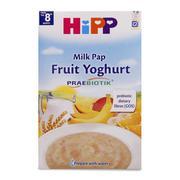 Bột dinh dưỡng hoa quả, sữa chua bổ sung Praebiotik HiPP 250g