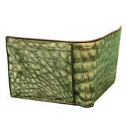Bóp Da Nam Cá Sấu Hoa Cà 15231