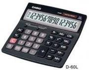 Máy tính cầm tay Casio D60L