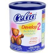 Sữa bột cho bé Celia Develop số 2 loại 400g