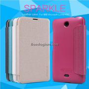 Bao da MicroSoft Lumia 430 Nillkin Sparkle