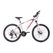 Xe đạp địa hình hiệu Fornix MTB300 (Trắng)