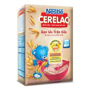 Bột Ăn Dặm Nestle Cerelac - Gạo Lức Trộn Sữa (200g)