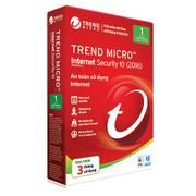 Phần mềm diệt virus Trend Micro Titanium Security 2016