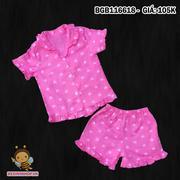 Bộ đồ ngủ bé gái mặc nhà dễ thương cho bé gái 1 - 8 tuổi BGB116618