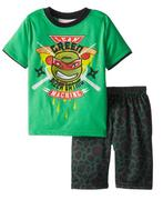 Teenage Mutant Ninja Turtles Little Boys Short Set size 6t