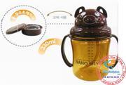 Bình uống nước Nano Mummy Bear