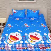 Bộ ga giường cotton Doremon chong chóng 1m6 x 2m