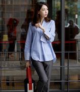 Sơ mi nữ Hàn Quốc BL13514