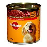 Thức ăn cho chó lớn lon 700g vị bò-9310022726804