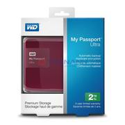 Ổ cứng WD My Passport Ultra 2TB - Berry
