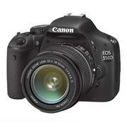 Máy ảnh CANON EOS 550D 18.0MP