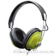 Tai nghe Panasonic RP-HTX7 Around-Ear Stereo Headphones (Green)