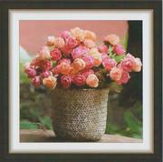 Bình hoa đẹp đính đá