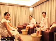 massage Body và massage Foot tại Dung Spa