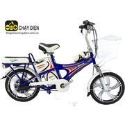 Xe đạp điện Bmx Hummer 18 inch (Xanh dương)