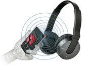 Tai nghe chụp tai Sony Sound Monitoring MDR-ZX550BN/B (Đen)