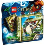 Hàm cá sấu Lego - 70112