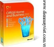Office Home and Business 2010 ENG Asia Other PC Attach Key PKC Micro (T5D-00709)