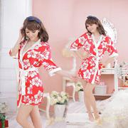 Đầm Ngủ Kimono