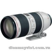 Canon EF 70-200mm f/2.8L IS II USM Telephoto Zoom Lens USA     Mfr# 2751B002