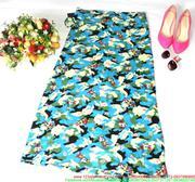 Váy chống nắng có nơ họa tiết cực dễ thương mVCN12