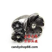 candyshop88 - Nhẫn ba đóa hoa