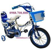 Xe đạp trẻ em 2 bánh Helokitty, cho trẻ từ 5 - 9 tuổi