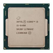Bộ vi xử lý Intel Core i5 6400 2.7GHz Turbo 3.3GHz / 6MB / Socket 1151